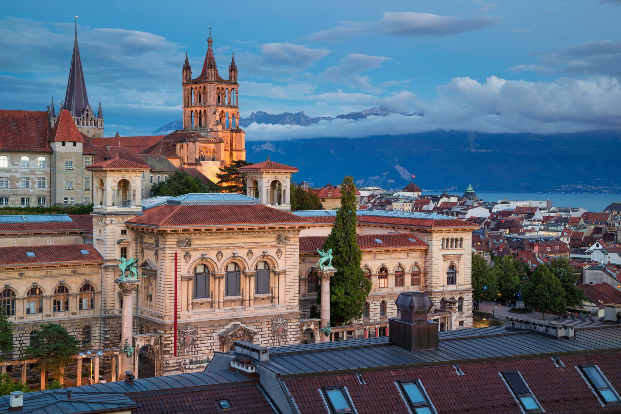 Lausanne, SZ image